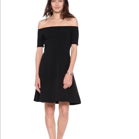 a017f074591 Old Navy Dresses | Fit Flare Off The Shoulder Dress Size L | Poshmark